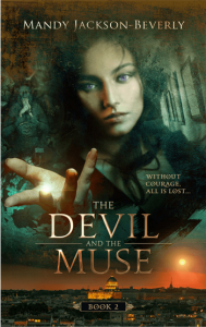 The Devil And The Muse, book two of The Creatives Series
