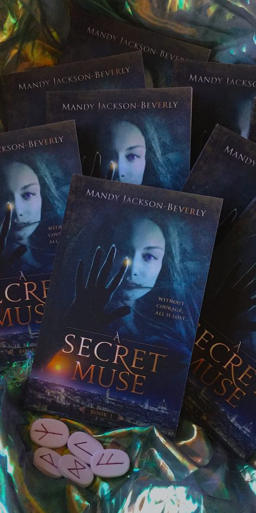 A Secret Muse, book 1 of The Creatives Series.
