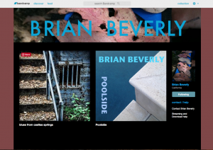 Brian Beverly: Bandcamp
