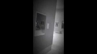 Video- On location at Norton Simon Museum